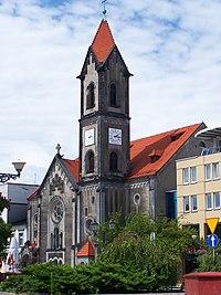 Tarnowskie Góry - Kościół ewangelicko-augsburski 01.JPG