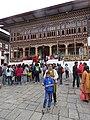 Tashichho Dzong Fortress in Thimphu during LGFC - Bhutan 2019 (36).jpg