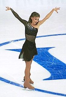 Tatiana Malinina figure skater