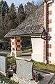 Techelsberg St. Bartlmä Filialkirche hl. Bartholomäus Vorlaube 31122019 7806.jpg