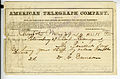 Telegram to General Beauregard, p. 1 of 2 - NARA - 7829612.jpg