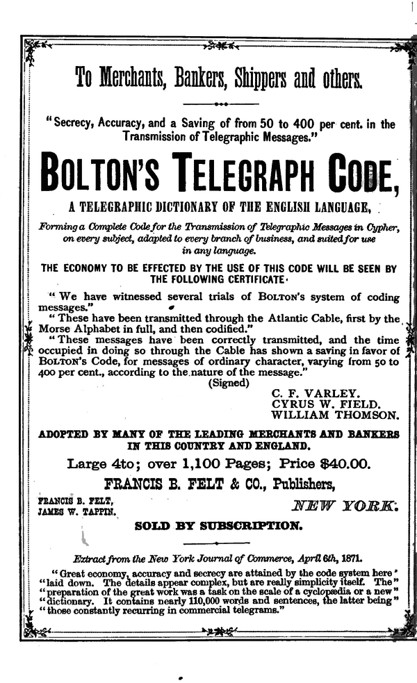 "Telegraphic Dictionary of the English Language (advertisement from ""Dame Europa's School"").png"