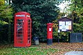 Telephone Box at Chipstead - geograph.org.uk - 1566495.jpg