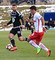 Testspiel Salzburg Rosenborg Trondheim (5. Februar 2017) 04.jpg