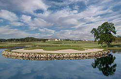 The 10th hole @ Big Creek Golf and Country Club.jpg