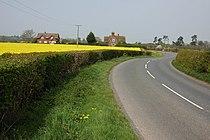 The B4212 near Kyre - geograph.org.uk - 412364.jpg