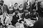 The Beatles arrive at Schiphol Airport 1964-06-05 - Press Conference 916-5124.jpg