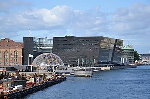 The Black Diamond (Royal Library), Copenhagen