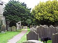 The Church of St Hilda, Danby - Churchyard - geograph.org.uk - 499773.jpg