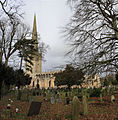 The Church of St Mary the Virgin, Bottesford (5456603814).jpg