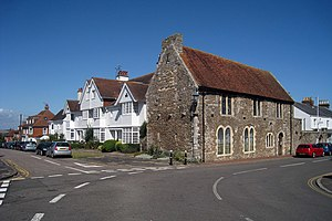 Winchelsea - Image: The Court Hall, High Street, Winchelsea, East Sussex geograph.org.uk 1455561