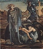 The Finding of Medusa 1888-1892 Edward Burne Jones.jpg