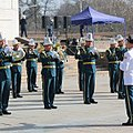 The General Staff Orchestra of the Armed Forces of Kyrgyzstan 01.jpg