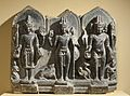 The Hindu Gods Vishnu, Shiva, and Brahma LACMA M.86.337 (3 of 12).jpg