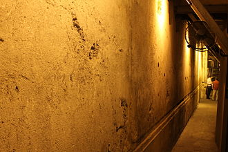 Western Wall Tunnel - The Western Stone, biggest stone of the wall
