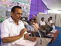 The M.L.A from Arani, Shri R. Sivanantham addressing at the valedictory function of Bharat Nirman Abhiyan (PIC), at Arani,Thiruvanamali Dist. in Tamil Nadu on August 31, 2008.jpg