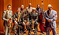 The Michigan State University Professors of Jazz, Diego Rivera, Randy Napoleon, Michael Dease, Xavier Davis, Etienne Charles, Rodney Whitaker, Randy Gelispie.jpg