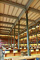 The National Library of Sweden - Kungliga biblioteket Stockholm - lesesalen - reading hall b.JPG