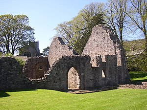 Old Rectory, Warton - Image: The Old Rectory, Warton geograph.org.uk 166426