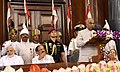 The President, Shri Ram Nath Kovind addressing at the presentation ceremony of the Outstanding Parliamentarian Awards for the years 2013, 2014, 2015, 2016 and 2017, at Parliament House, in New Delhi.JPG