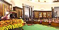 The Prime Minister, Shri Narendra Modi addressing at the valedictory session of the National Conference of Women Legislators, at the Central Hall of Parliament, in New Delhi (1).jpg