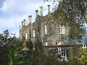 Abbots Leigh - Image: The Priory, Abbots Leigh geograph.org.uk 1051708