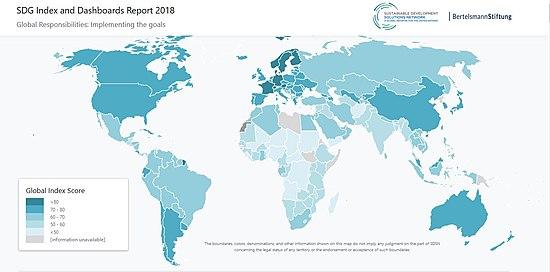 Sustainable Development Goals - Wikipedia