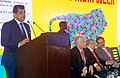 The Secretary, Department of Industrial Policy and Promotion (DIPP), Shri Amitabh Kant addressing at the conclusion of the Make in India week function, in Mumbai on February 18, 2016.jpg