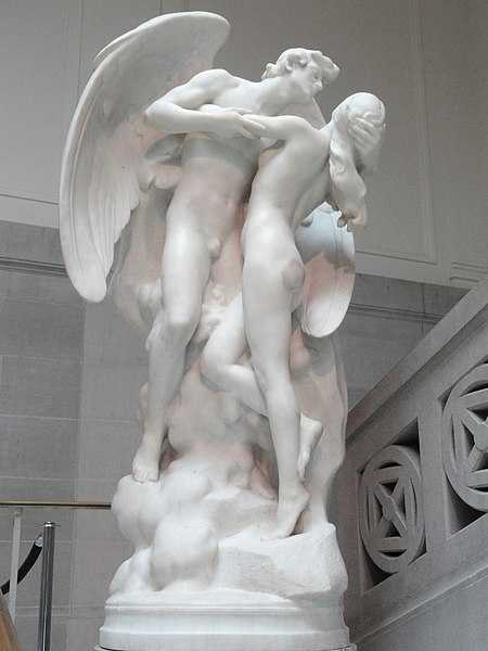 File:The Sons of God Saw the Daughters of Men That They Were Fair, by Daniel Chester French, modeled by 1918, carved 1923 - Corcoran Gallery of Art - DSC01065.JPG
