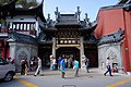 The Temple of the Town Deity in Shanghai 01 2015-09.jpg