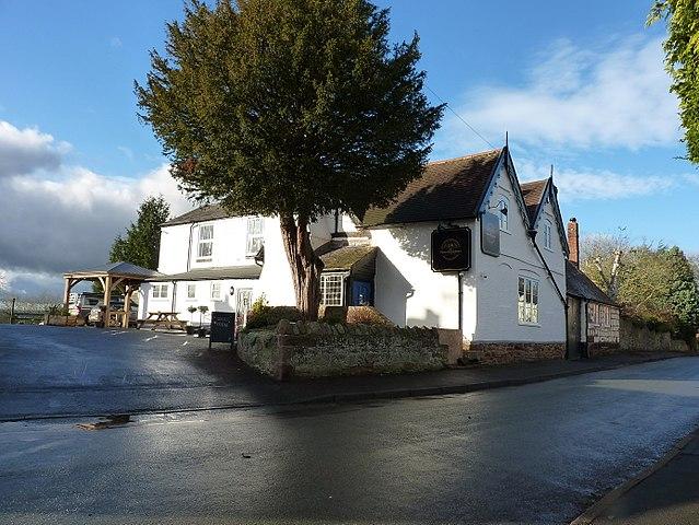 The Three Horseshoes public house, Alveley, Shropshire