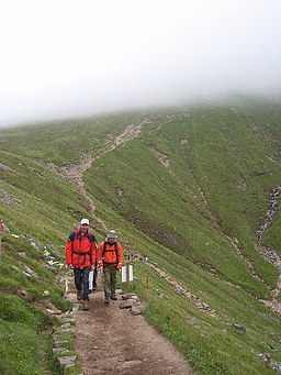 The Tourist Route - geograph.org.uk - 52746