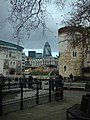 The Tower of London and the Swiss Re building - geograph.org.uk - 59424.jpg