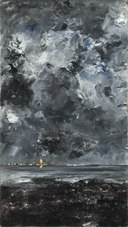 The Town (August Strindberg) - Nationalmuseum - 21568.tif