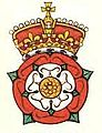 The Tudor Rose Crest.JPG