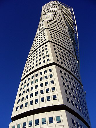 NCC (company) - Image: The Turning Torso, Malmo