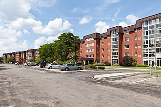 Continuing care retirement communities in the United States - The Village at St. Barnabas (opened 1980) in Gibsonia, PA