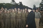 The Visit of the Prime Minister, Winston Churchill To Caen, Normandy, 22 July 1944 TR2044.jpg
