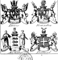 The arms of the nobility, of England, Scotland and Ireland, brought down to the year 1778 Fleuron T118793-1.png