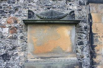 Walter Biggar Blaikie - The grave of Walter Biggar Blaikie, St Cuthberts, Edinburgh