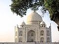 The marble mausoleum - Taj Mahal.jpg