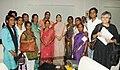 The representatives of 12 community based organisations working for transgender, sex workers and urban poor from AP, Maharashtra, Karnataka, Tamil Nadu.jpg