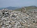 The summit cairn of Garnedd-goch - geograph.org.uk - 196683.jpg