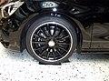 The tire wheel of Mercedes-Benz CLA 180 STAR WARS Edition (C117).jpg