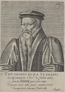Theodore Beza Wikipedia