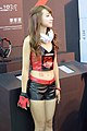 Thermaltake Technology promotional models at Computex 20130607d.jpg