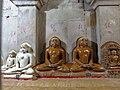 Thirthankaras in Jain temple - Jaisalmer Fort.jpg