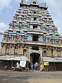 Thiruvalanchuzhi temple entrance.JPG