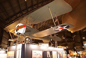 Thomas-Morse S-4 - The NMUSAF's S-4C Scout in Dayton, OH USA
