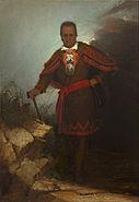 Thomas Hicks - Red Jacket (Sagoyewatha) - Google Art Project